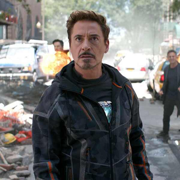 Robert Downey Jr., Avengers: Infinity War